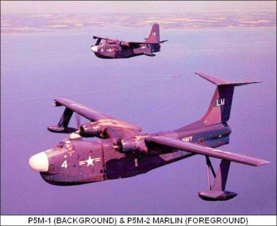 P5M-1 & P5M-2