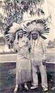 Eagle & White Fawn