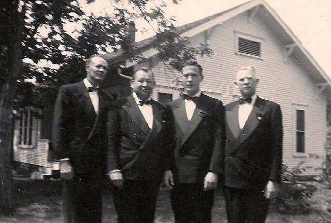 1c Augusta Elks Quartet 1